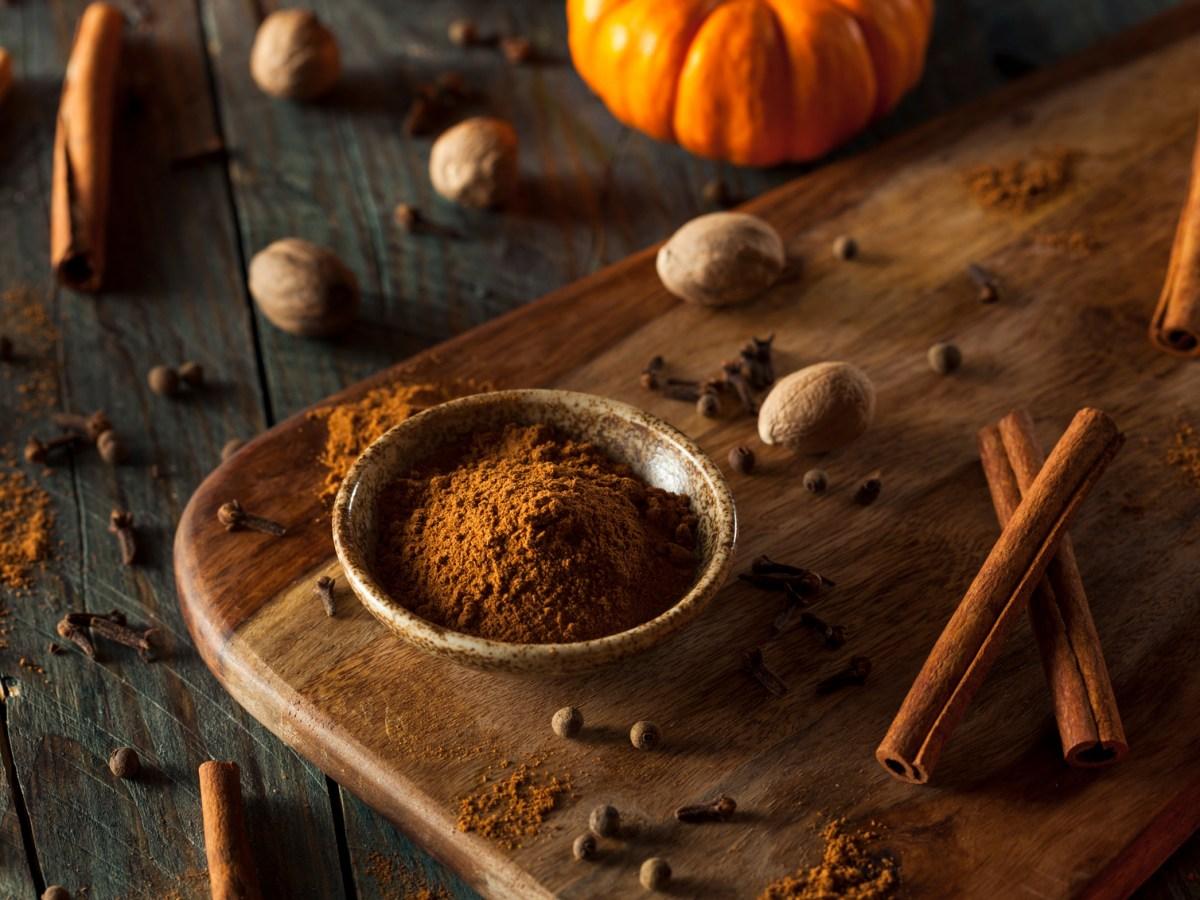 Brown Sugar and Pumpkin Pie Spice Lip Scrub