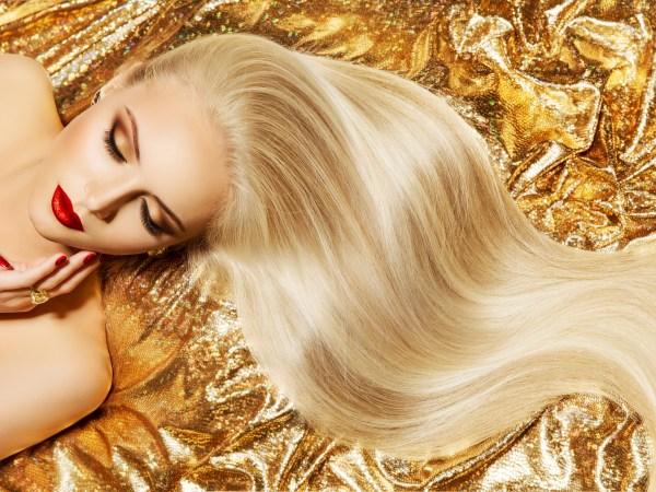 Silky Hair DIY Treatment