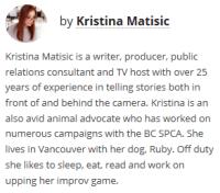 Kristina Matistic for Crystal Hills