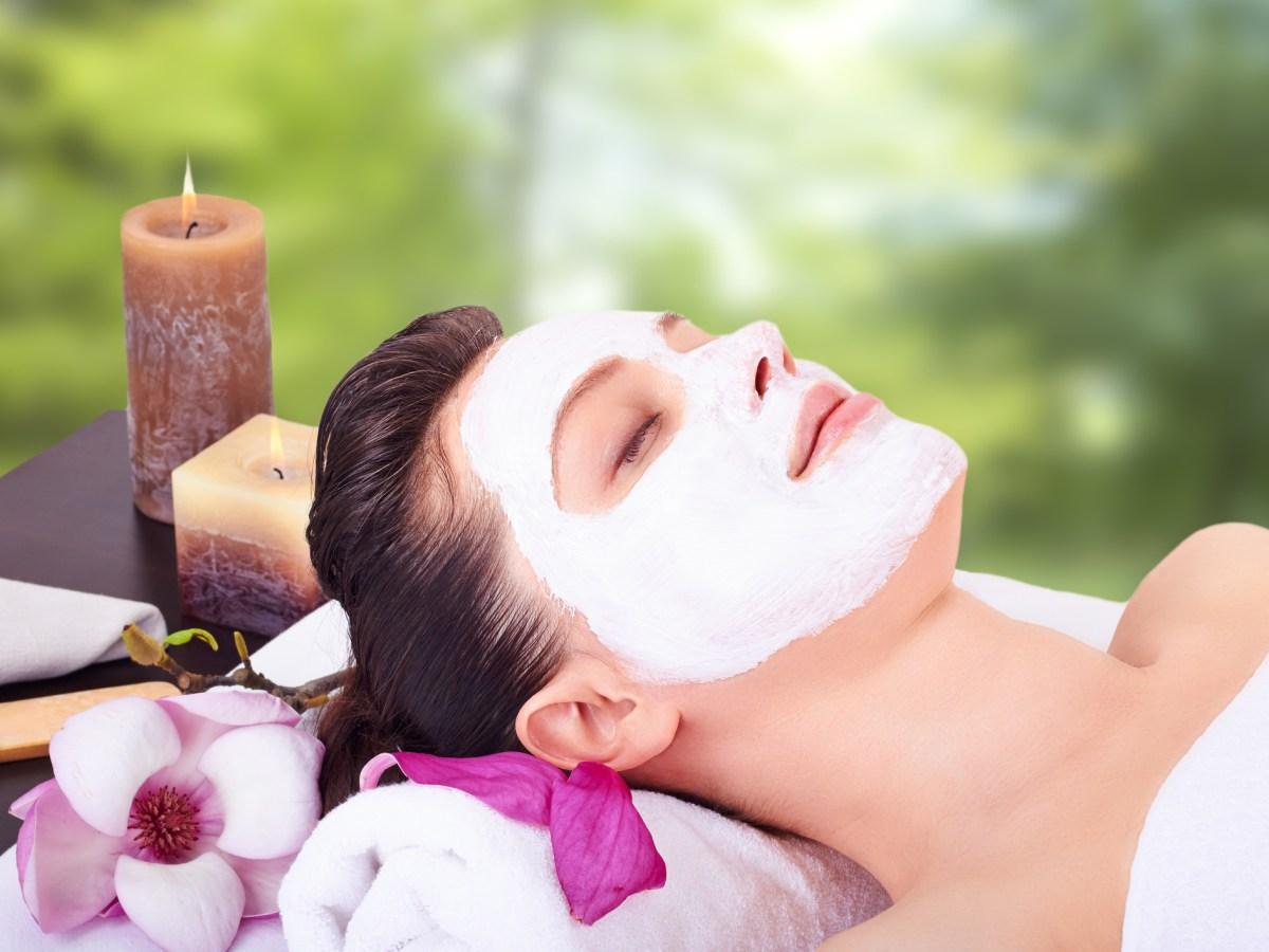 Nectarine Blush Facial Mask