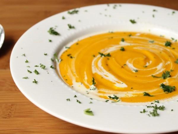 Pumpkin Potage