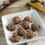 banana bread energy balls
