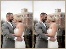 Patrick Henry Hotel Ballroom Roanoke Virginia Wedding