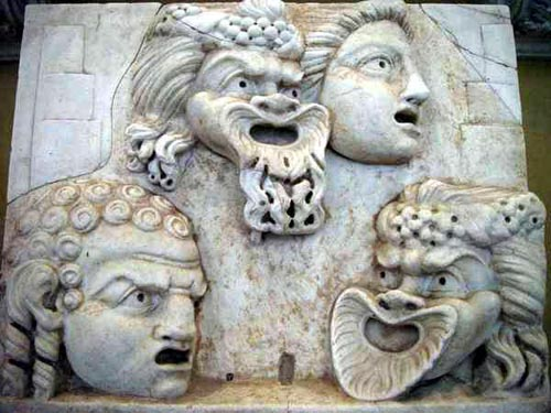 Image result for Ancient Roman tragedy