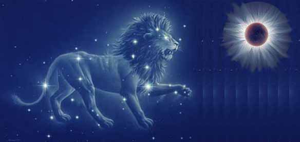 Image result for leo total eclipse astrology