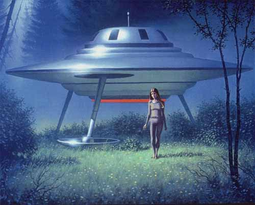 """The Scenario For A """"First Contact"""" Deception Semjaseufo"""