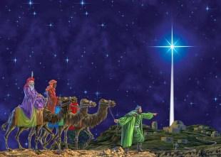 Image result for image star Bethlehem magi