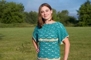 Sweet Tee Crochet Pattern