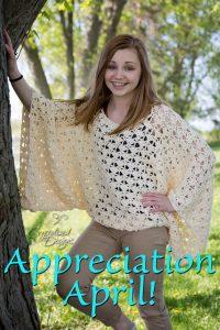 Appreciation April Crochet Challenge