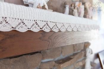 table Scarf Free Crochet Pattern