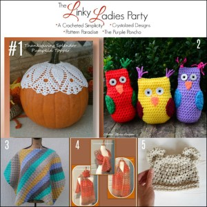 Linky Ladies Link Party #146