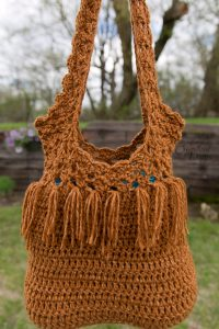 Boho Crochet Bag Pattern