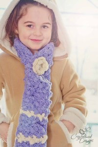 Dream Weaver Scarf by Crystalized Designs