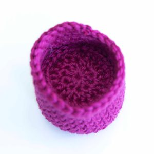 Marker Water Bottle Cozy Free Crochet Pattern