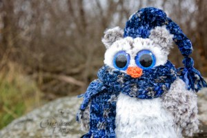 Owen the Owl Crochet Pattern