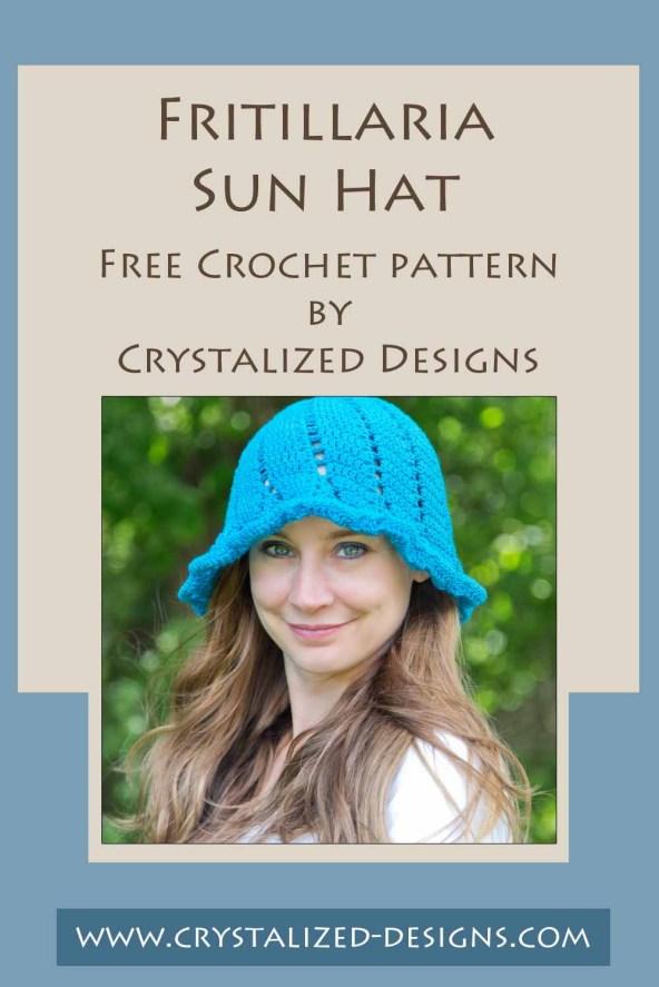 Sunhat Crochet Pattern