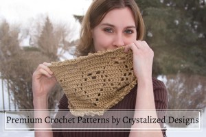 Premium Crochet Patterns by Crystalized Designs