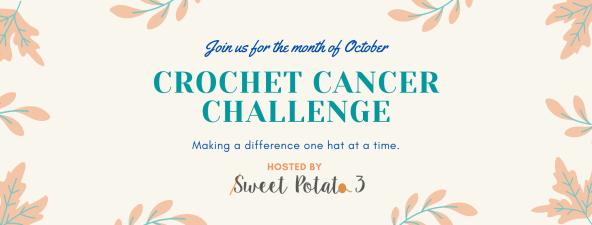 Crochet Cancer Challenge 2020