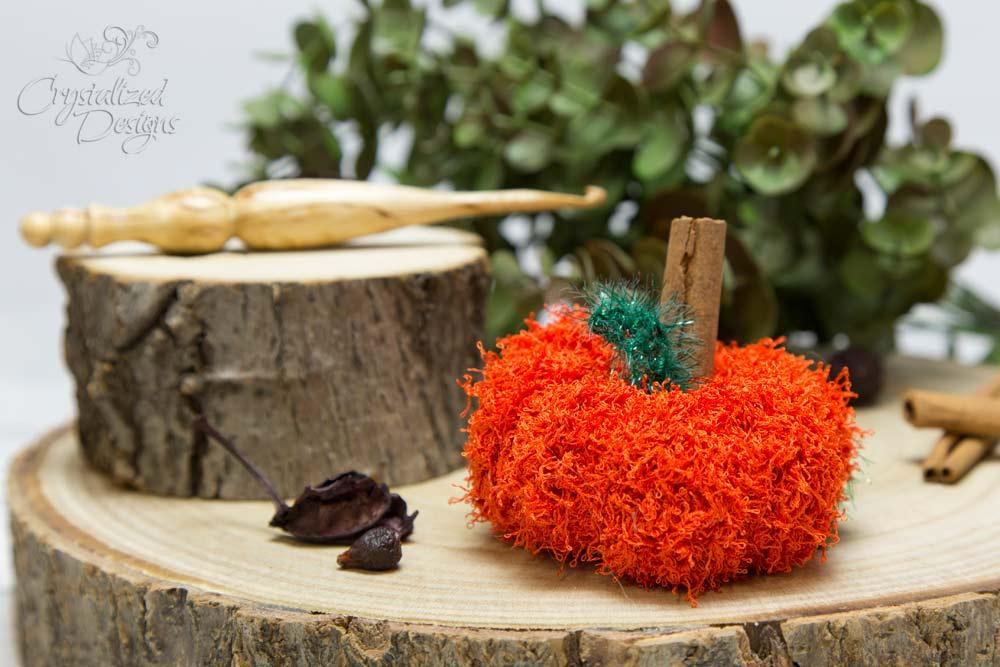 Pumpkin-Scrubby-Free-Crochet-Pattern-by-Crystalized-Designs