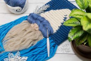 Free Christmas Gnome Crochet Pattern