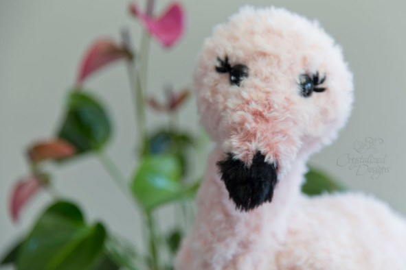 Flamingo Crochet Pattern Free