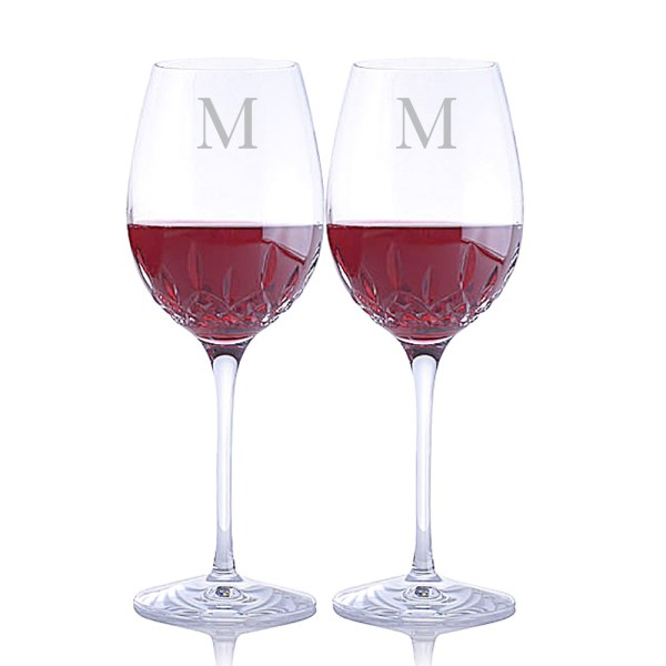 Waterford Lismore Red Wine Glass