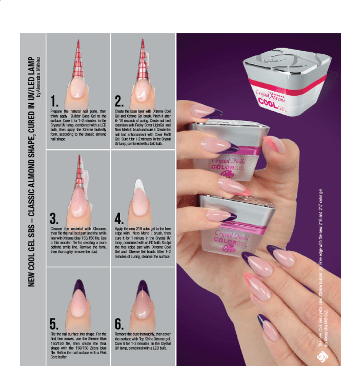 What Do You Need To Gel Nail Extensions