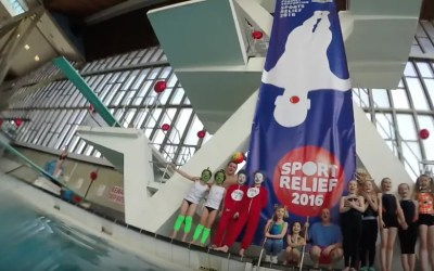 "Sport Relief ""Big Splash"""
