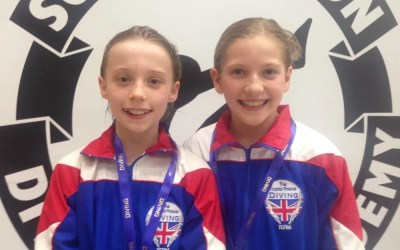 Six Golds At SE Regional Age Groups