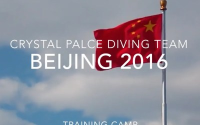 China Diving Camp 2016 (Plus Video)