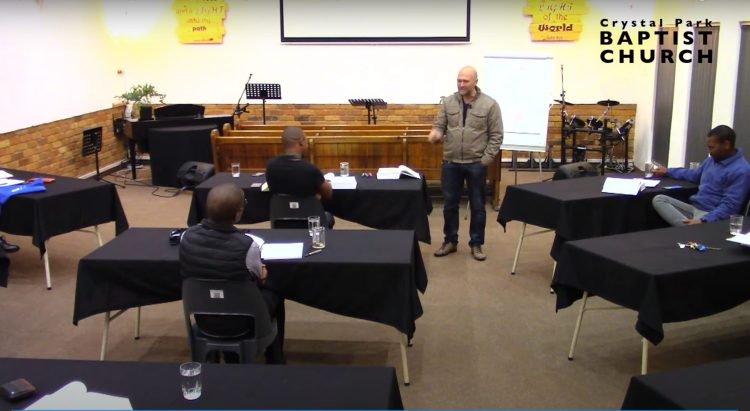 Training for Bible Study and Church Leaders