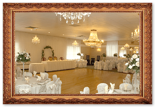Crystal Room  About CT Weddings and Catering