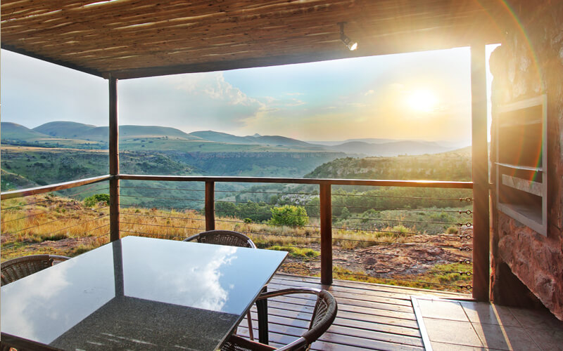 Crystal Springs Mountain Lodge  Accommodation