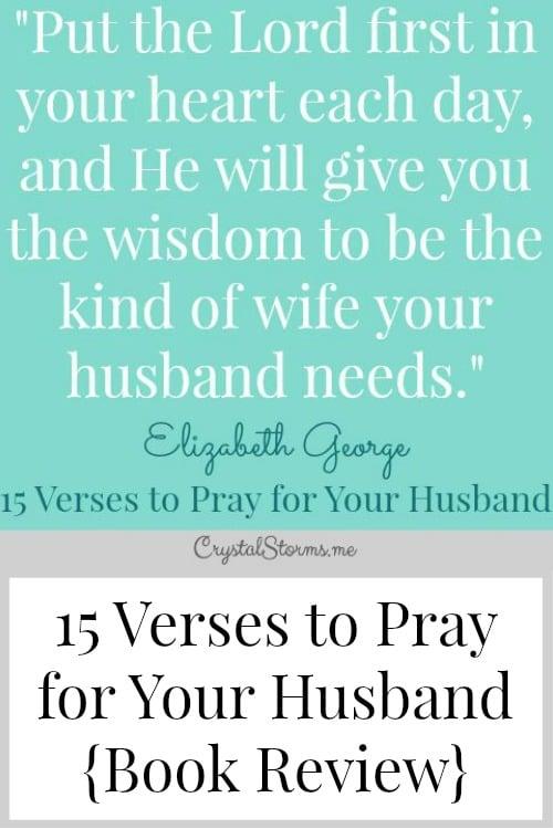 15 verses to pray