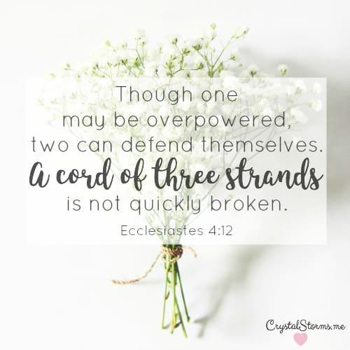 35 verses to pray