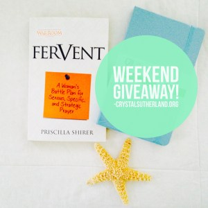 Weekend Giveaway