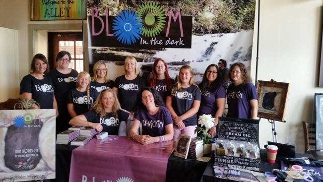 Bloom in the Dark Book Launch Group
