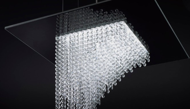 Contemporary Crystal Bespoke Chandeliers