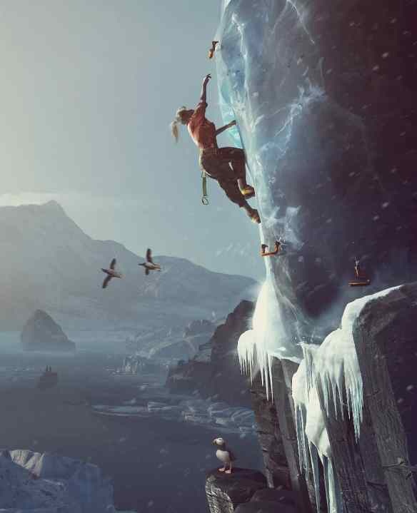 """Crytek To Port """"The Climb"""" to Oculus Quest 