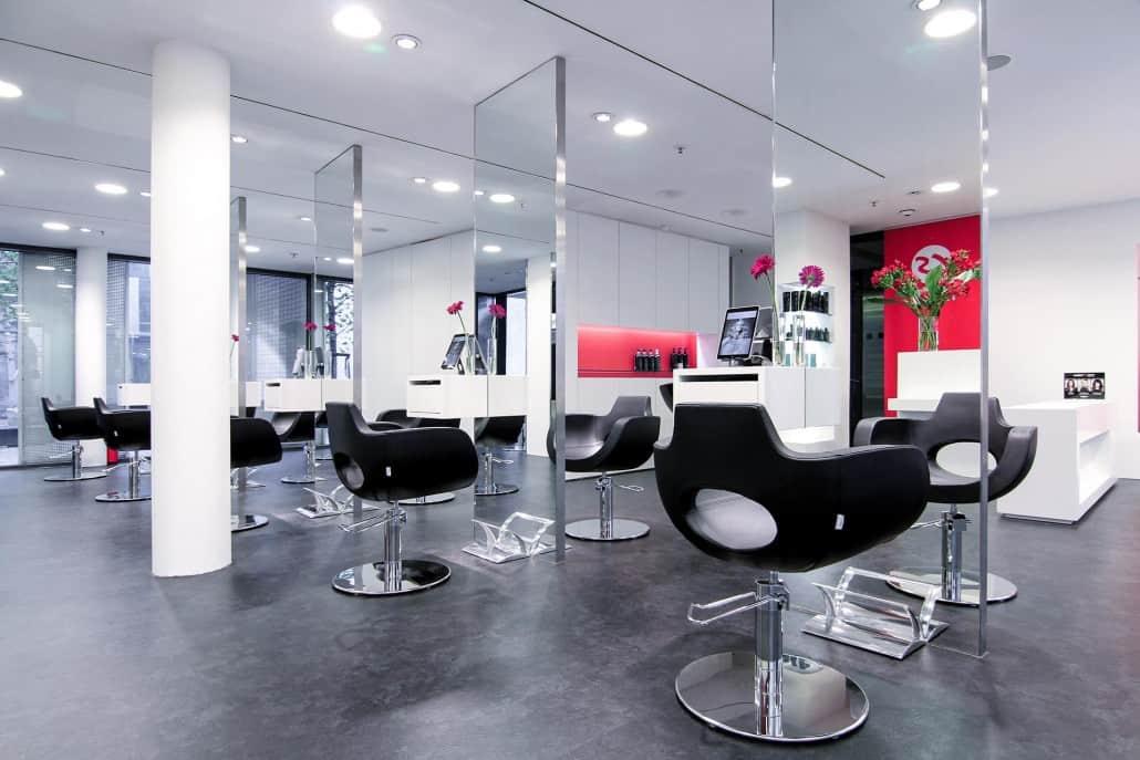 CS Friseure München Designer Friseursalon Von Stararchitekt CS
