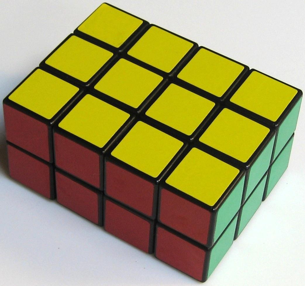 Evil Cuboid 2x3x4
