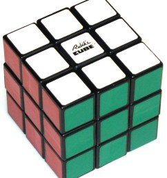 rubik s 3x3x3 cube copyright j a storer [ 858 x 1000 Pixel ]