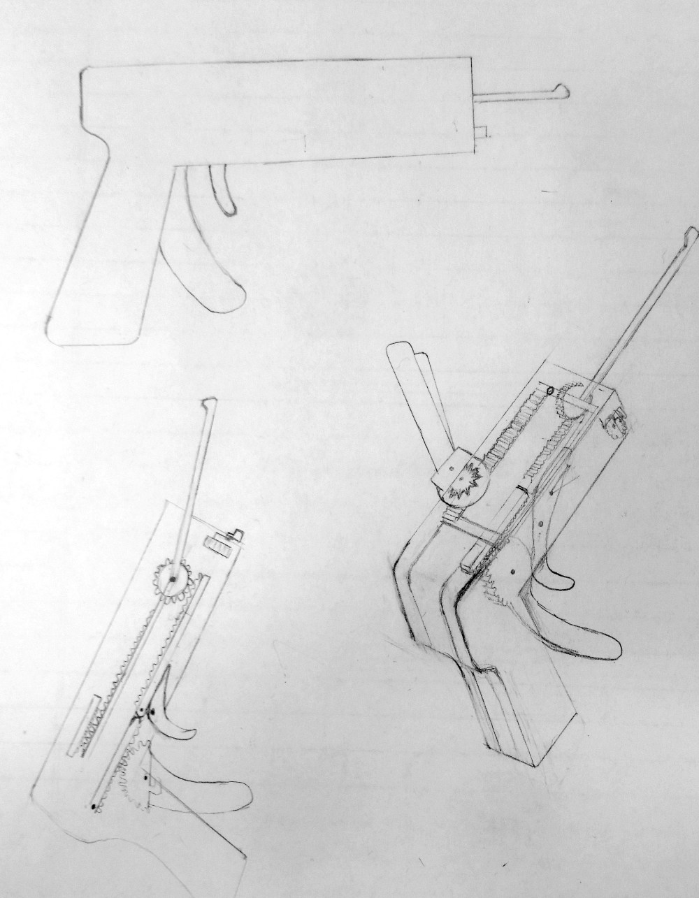 medium resolution of this project created a lock picking mechanism that can easily depress pins on a lock without needing much prior knowledge