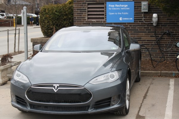 Carnegie Mellon Electric Garage Adds Tesla High-power