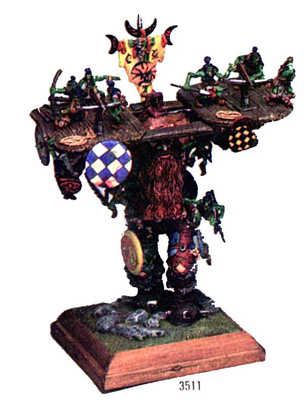 Grenadier Models Fantasy Warriors  Giants