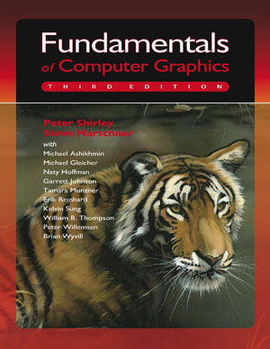 Fundamentals of Computer Graphics, Third Edition