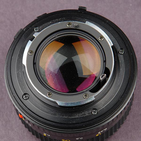 DCView 達人部落格 - Nikon鏡頭筆談:老鏡上的Auto代表什麼?