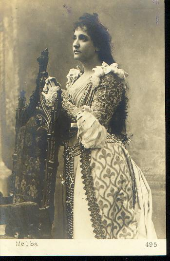 as Marguerite in Gounods Faust