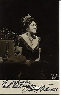 Birgit Nilsson As Tosca