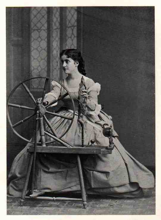 as Marguerite in Faust